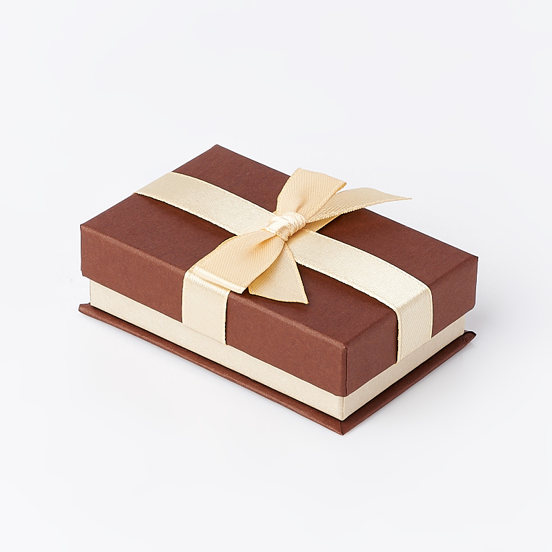Подарочная упаковка (картон) под комплект (кольцо, серьги, кулон) 85х55х25 мм подарочная упаковка под комплект кольцо серьги кулон 80х65х25 мм