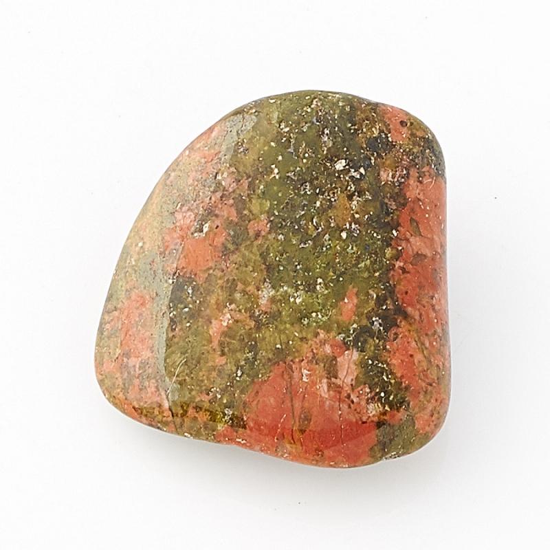 Галтовка унакит ЮАР (1,5-2 см) (1 шт)