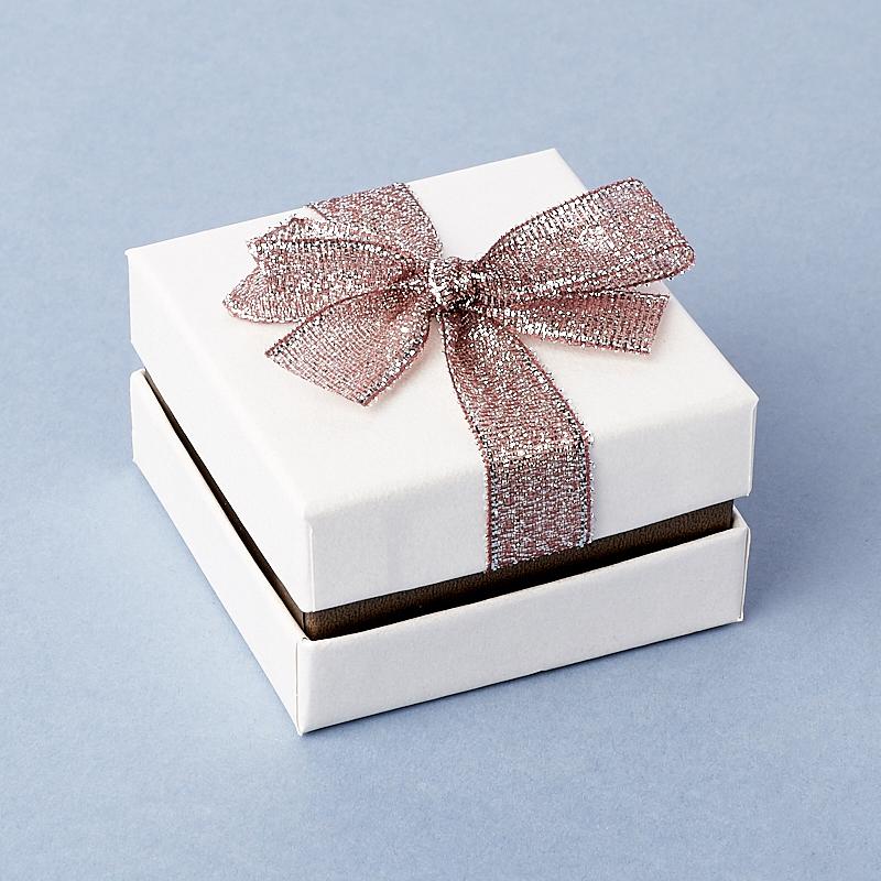 Подарочная упаковка под комплект (кольцо, серьги, кулон) (коробка) (микс) 35х60х60 мм