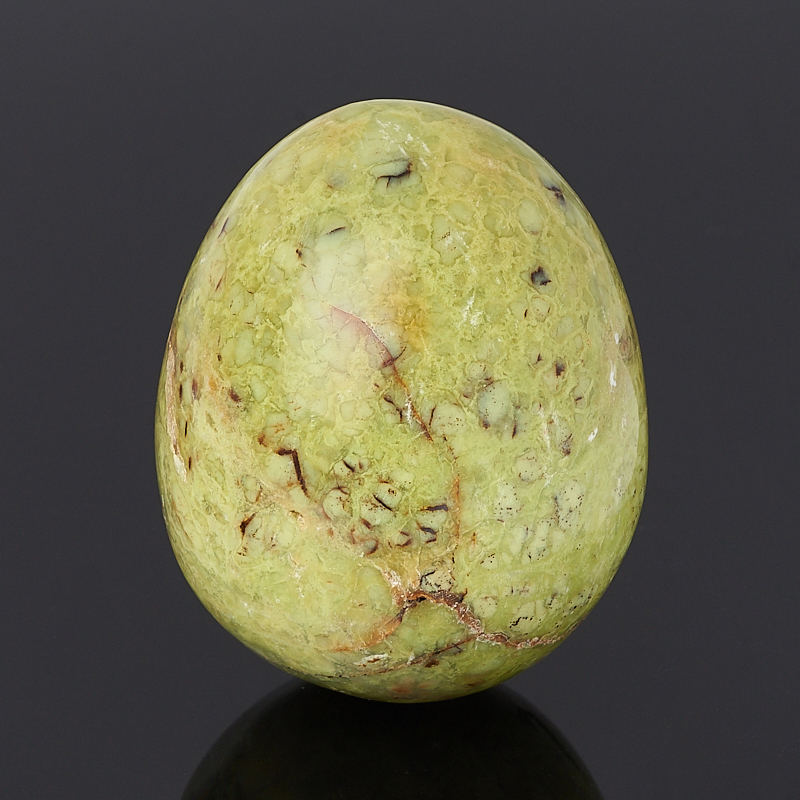 Яйцо опал фисташковый 5 см