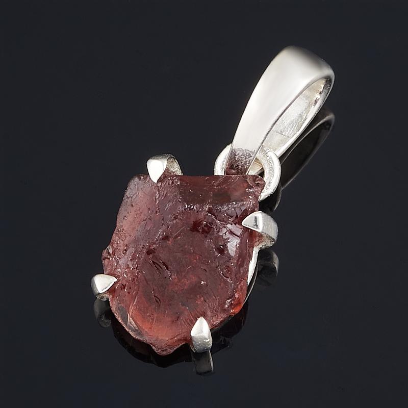цена на Кулон гранат альмандин (серебро 925 пр.)