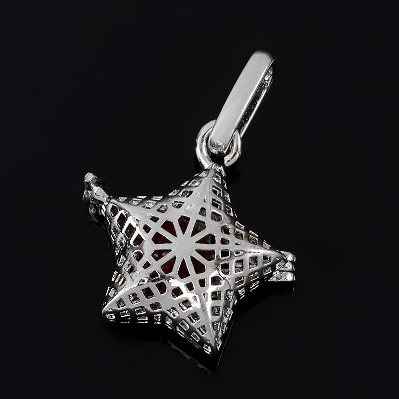 Заготовка для кулона звезда (биж. сплав) 3 см