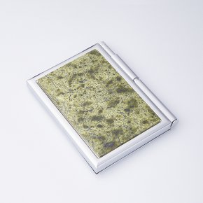 Блокнот змеевик Россия 8,5х6,5 см