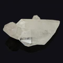 Кристалл горный хрусталь Бразилия (сросток) M (7-12 см)