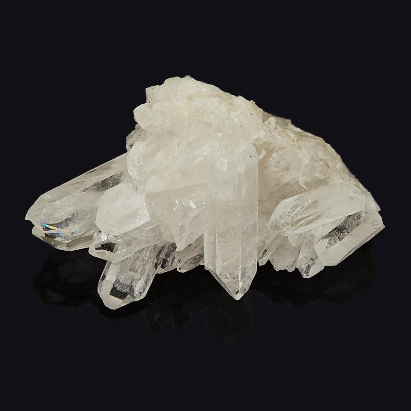 Кристалл горный хрусталь  (сросток) S (4-7 см)