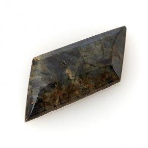 Кабошон лабрадор Финляндия 8*18,5 мм (1 шт)