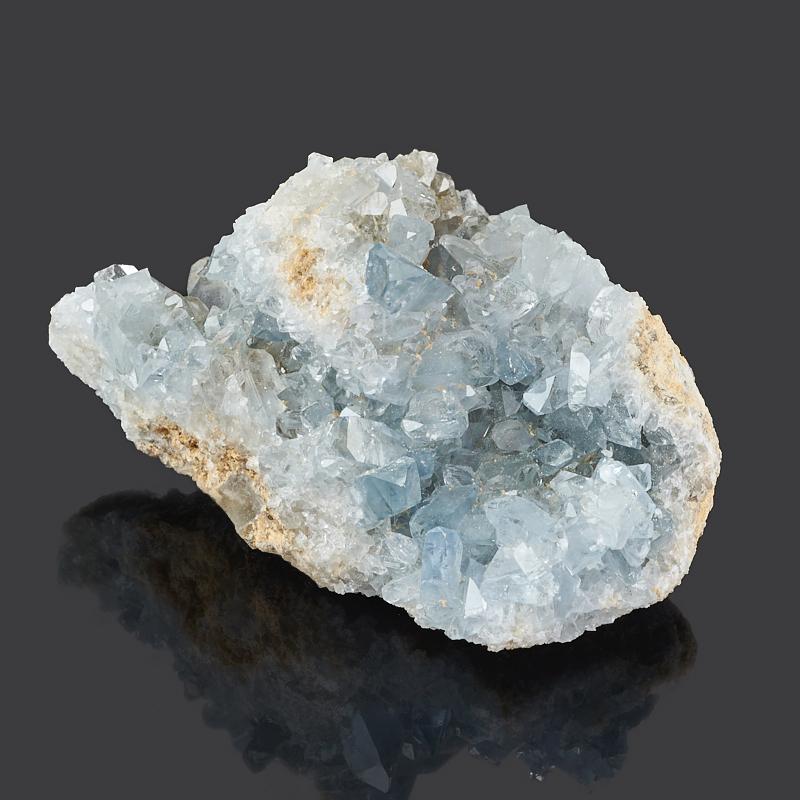 Друза целестин M (7-12 см) друза целестин s