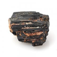 Кристалл турмалин черный (шерл) Бразилия (3-3,5 см) (1 шт)