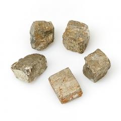Кристалл пирит Перу (1-1,5 см) (1 шт)