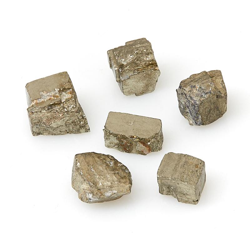 Кристалл пирит (до 0,5 см) (1 шт)