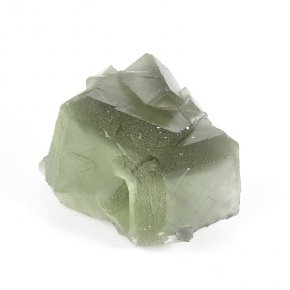 Друза флюорит зеленый Китай M (7-12 см)