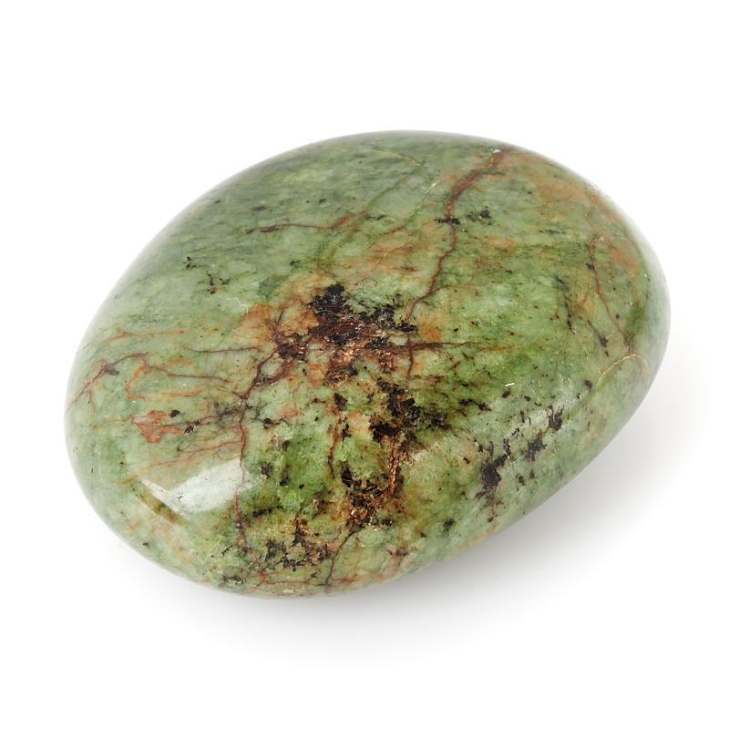 Галтовка опал зеленый Мадагаскар M (7-12 см)