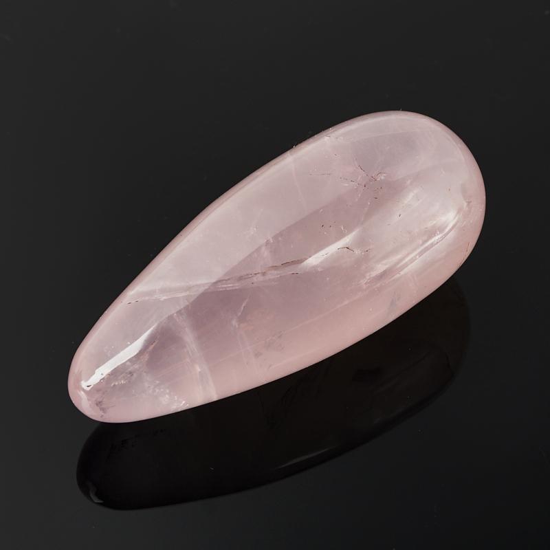 Массажная палочка розовый кварц 7 см цена 2017