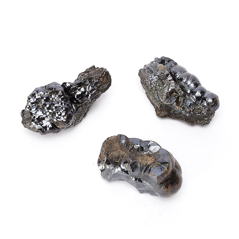 Образец гематит S (4-7 см) (1 шт)