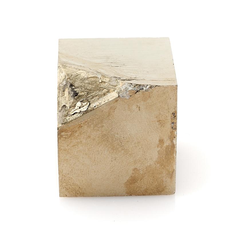 Кристалл пирит (2,5-3 см)
