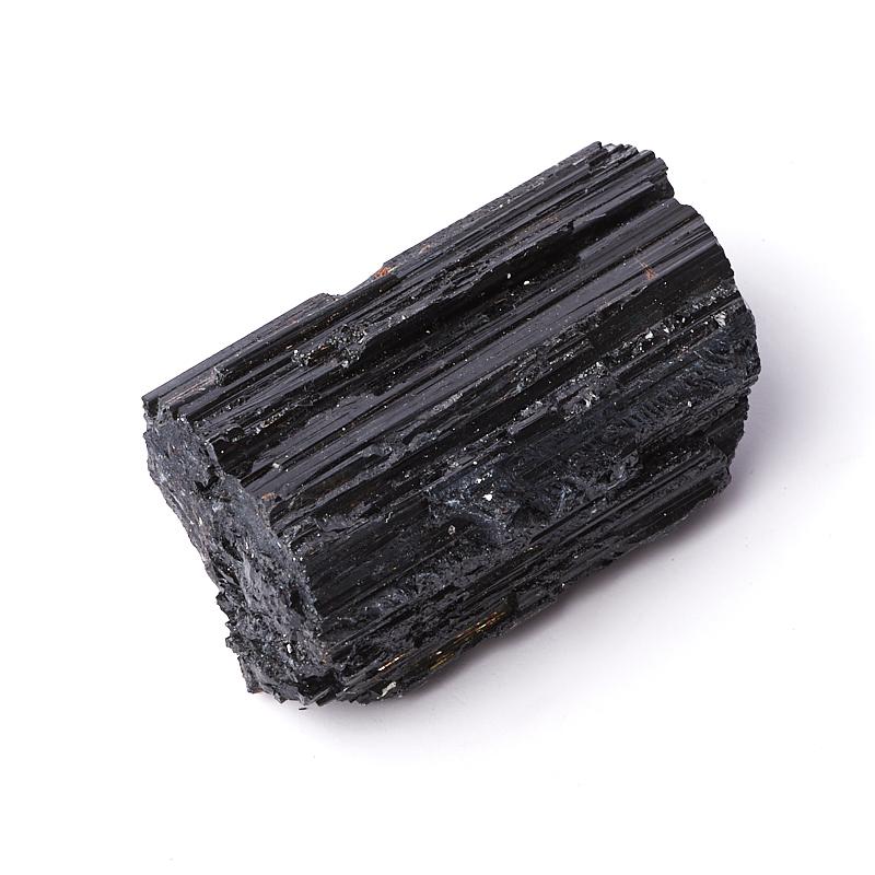 Кристалл турмалин черный (шерл) S (4-7 см) (1 шт)