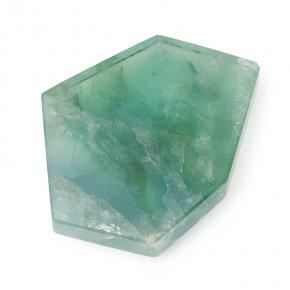 Срез флюорит зеленый Китай S (4-7 см)