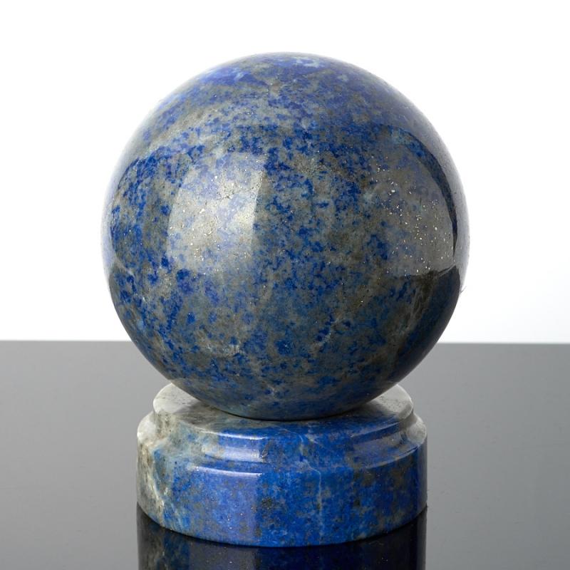 Шар лазурит на подставке  8 см от Mineralmarket