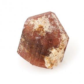 Кристалл турмалин розовый (рубеллит) Россия (1-1,5 см) (на подставке)