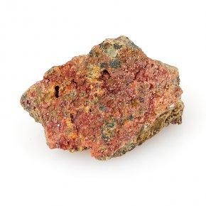 Образец вульфенит Казахстан (на подставке) (2,5-3 см)