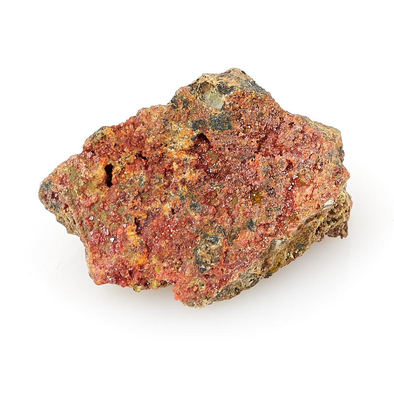 Образец вульфенит (на подставке) (2,5-3 см)