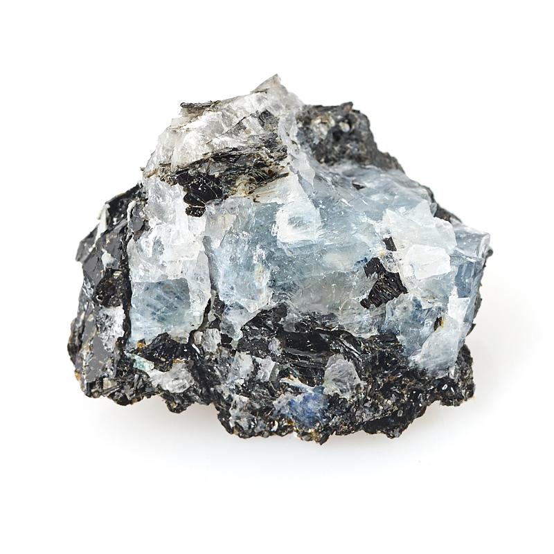 Образец лунный камень (адуляр) (на подставке) (2-2,5 см)