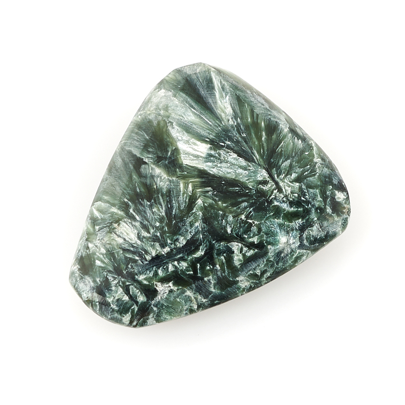 Галтовка клинохлор (серафинит) Россия (2,5-3 см)