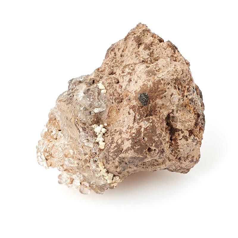 Образец опал гиалит (в породе) XS (3-4 см)
