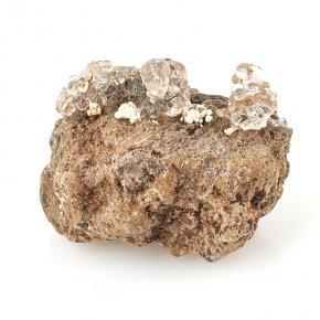 Образец опал гиалит Чехия (в породе) XS (3-4 см)