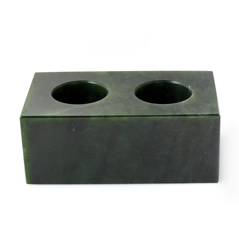 Гармонизатор на подставке микс нефрит, чароит (комплект)