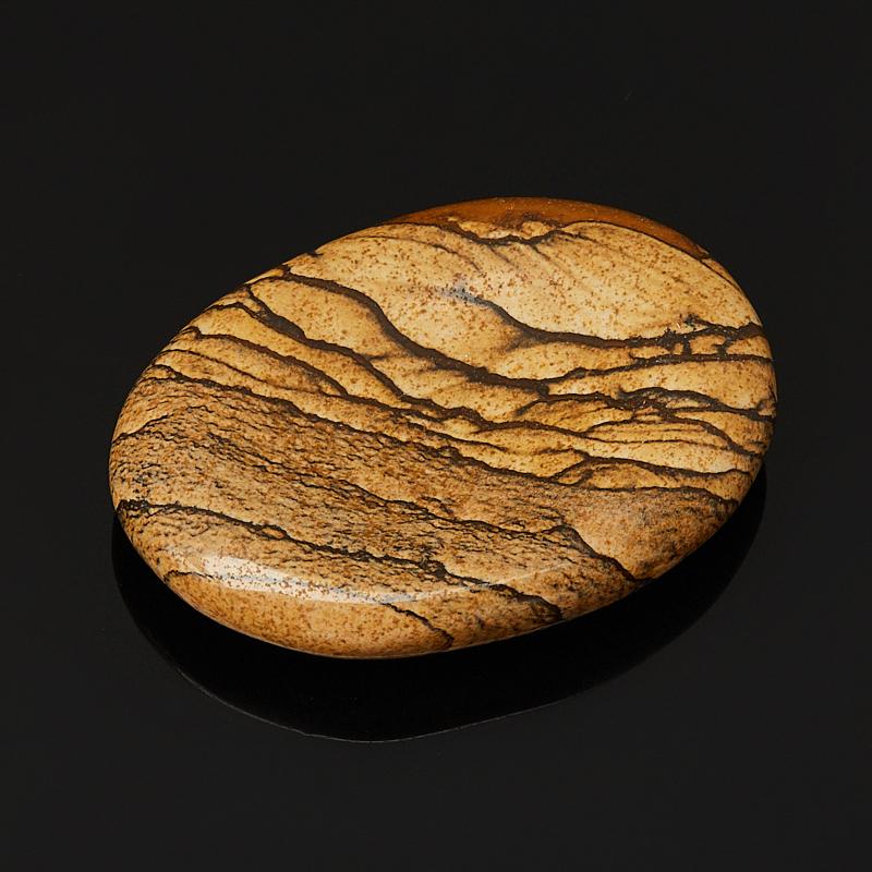Гармонизатор яшма рисунчатая (песочная) Намибия 4-5 см