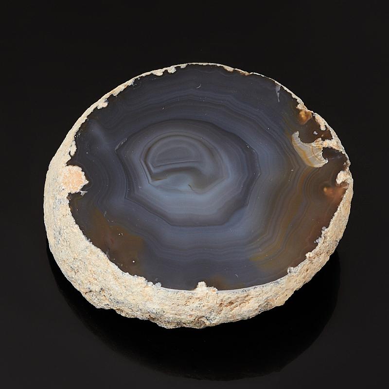 Жеода агат серый M (7-12 см) лягушка агат серый 7 5 см