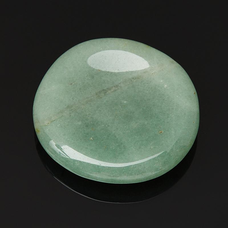 Гармонизатор авантюрин зеленый Индия 4-5 см