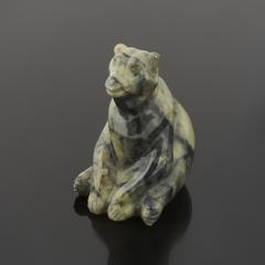Медведь офиокальцит Россия 6 см
