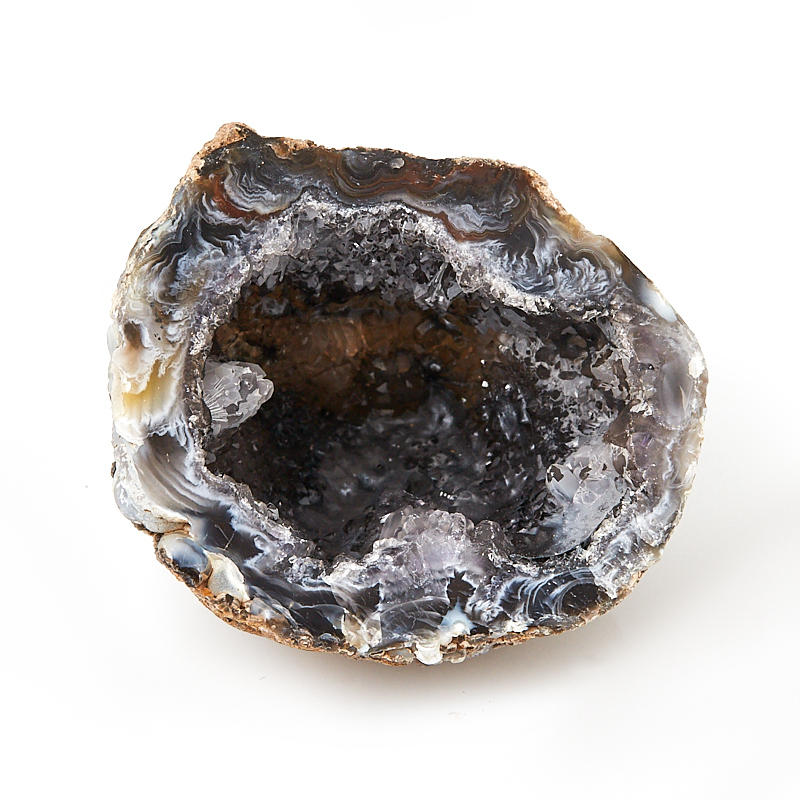 Жеода агат серый XS (3-4 см)