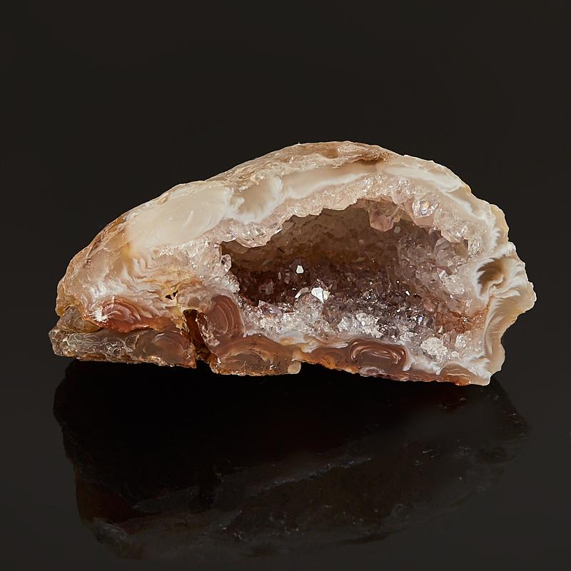 Жеода агат серый S (4-7 см) фото