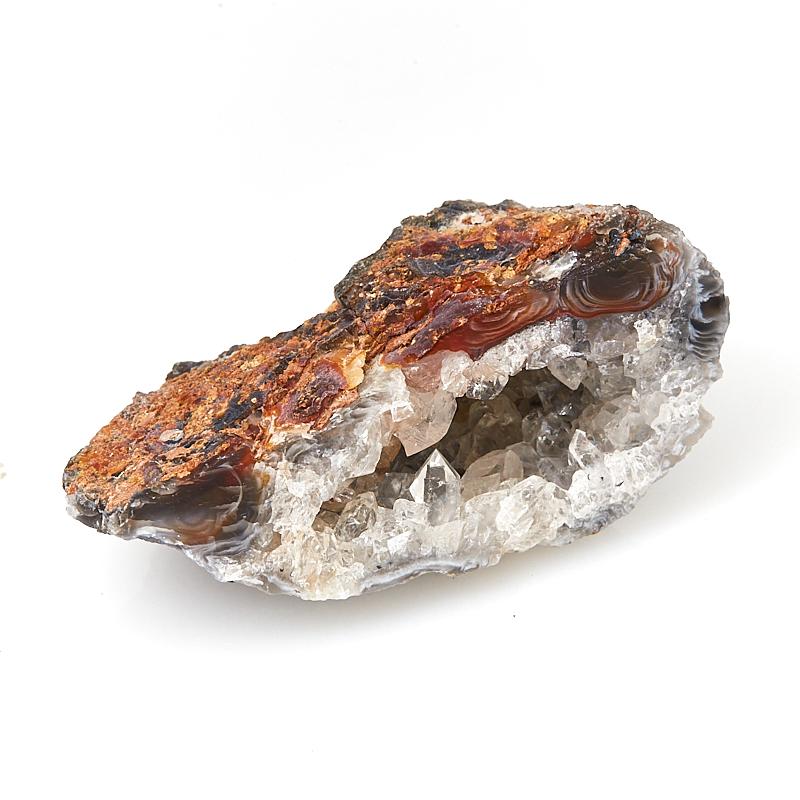 Жеода агат серый S (4-7 см)