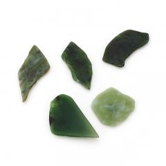Магнит нефрит зеленый Россия 5-6 см