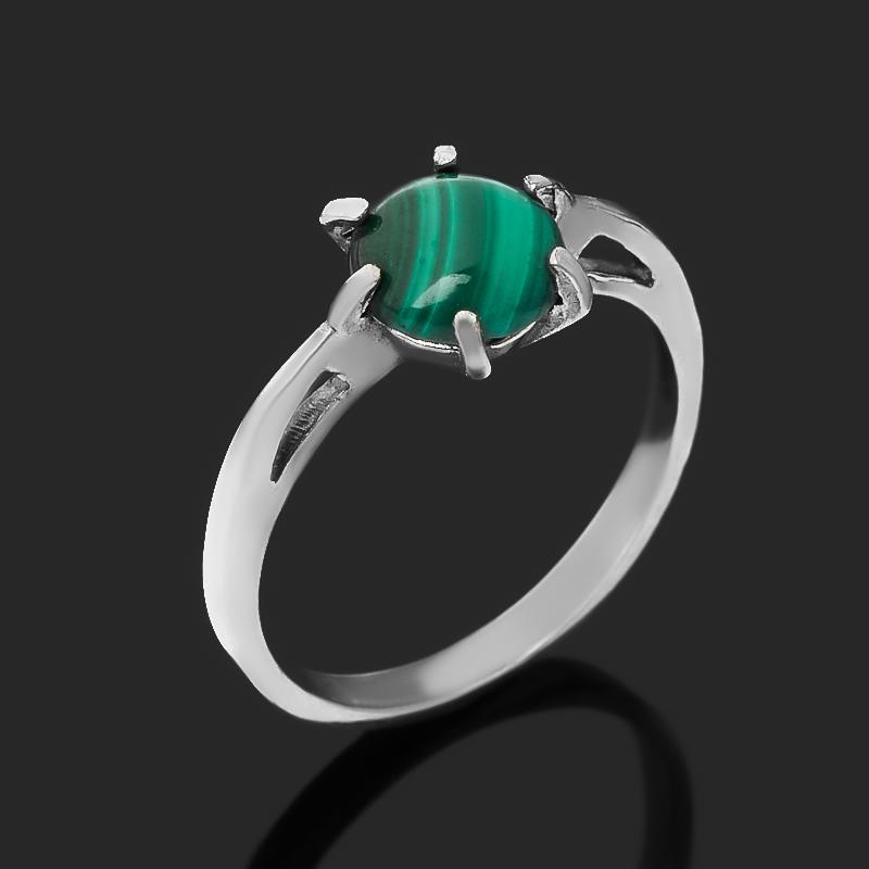 Кольцо малахит (нейзильбер) размер 19 кольцо дарья им малахит page 1