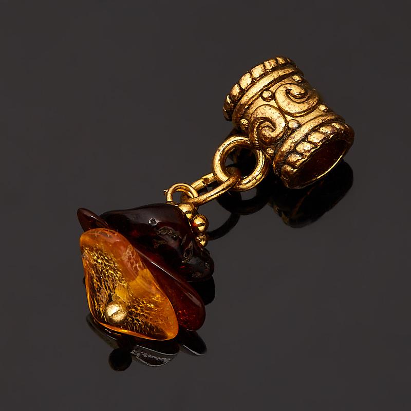 Шарм янтарь  (биж. сплав) большой