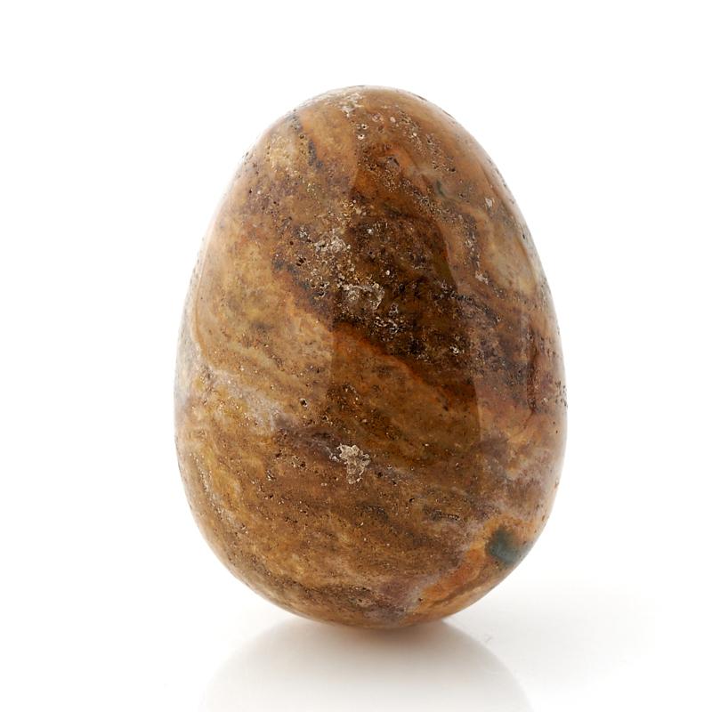 Яйцо яшма океаническая 5 см
