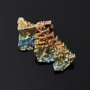 Кристалл висмут (лабораторный) Германия S (4-7 см)