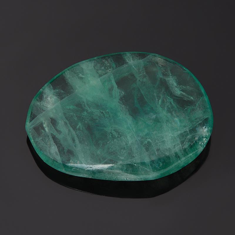 Галтовка флюорит зеленый Китай S (4-7 см) (1 шт)