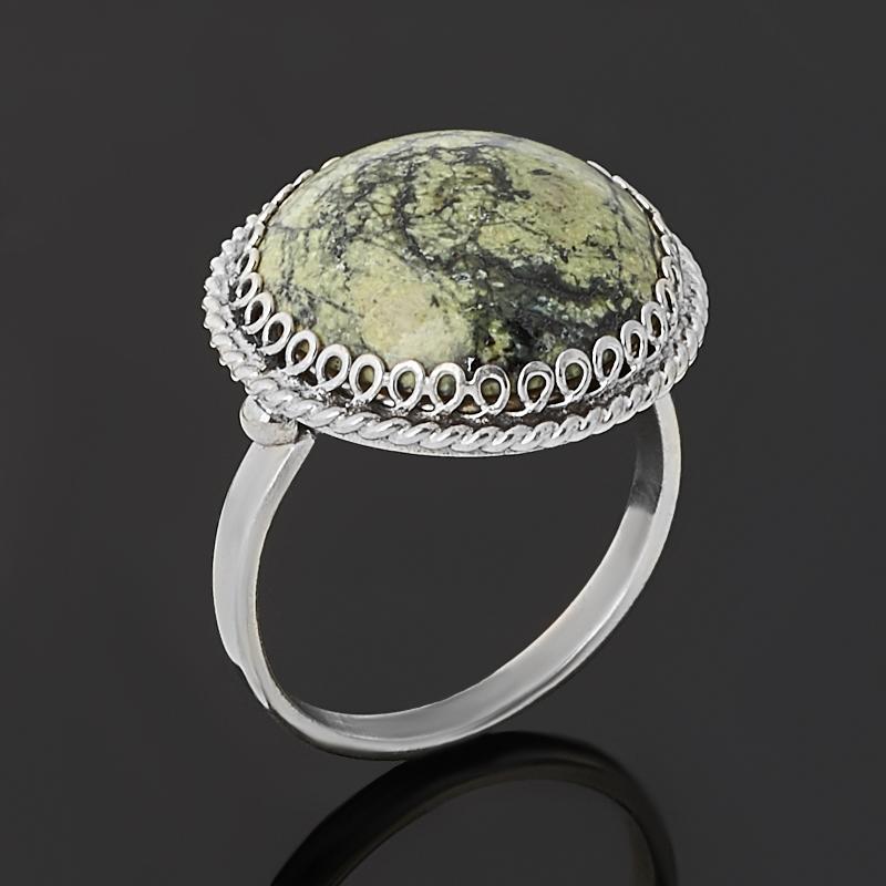 Кольцо змеевик (нейзильбер) размер 17 эпл якутские бриллианты кольцо э10к071561 17 0 0 325 размер 17