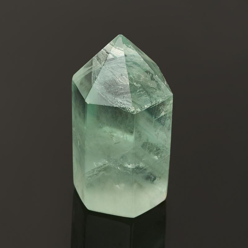 Кристалл флюорит зеленый (ограненный) XS (3-4 см) (1 шт) кристалл флюорит ограненный l 12 16 см 1 шт