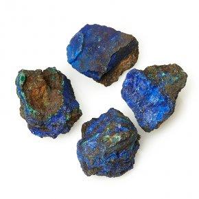 Образец азуромалахит Россия XS (3-4 см) (1 шт)
