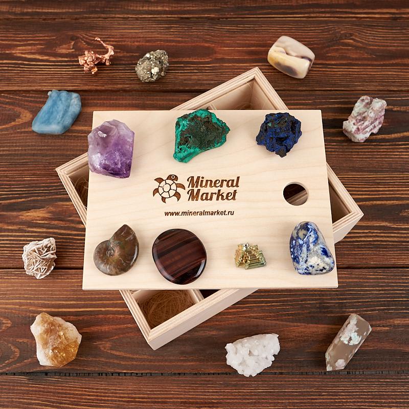 Эксклюзивная коллекция камней и минералов Минерал Маркет
