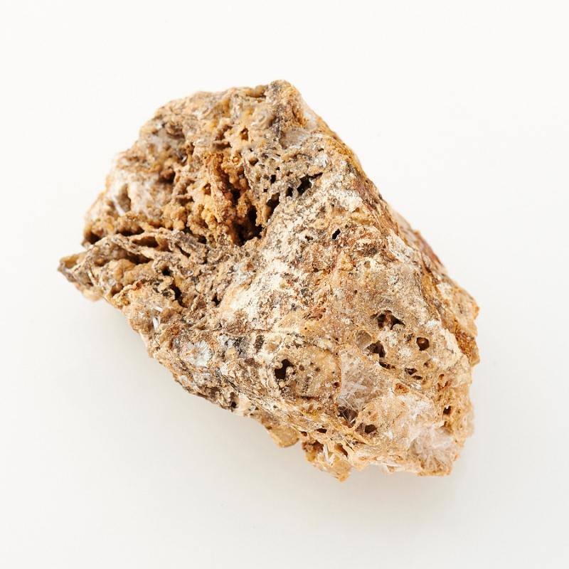 Гемиморфит в пустотах смитсонита Казахстан 5 см