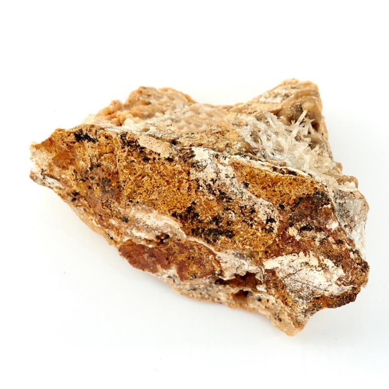 Гемиморфит в пустотах смитсонита Казахстан 4,5 см