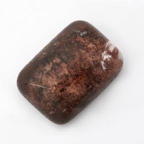 Кабошон кварц с хлоритом Бразилия 10*14 мм